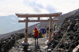 富士山登山 初心者 時期