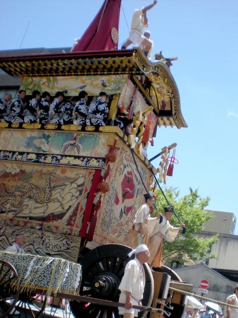 京都 祇園祭 見どころ
