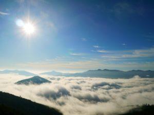 北海道 雲海テラス 時期