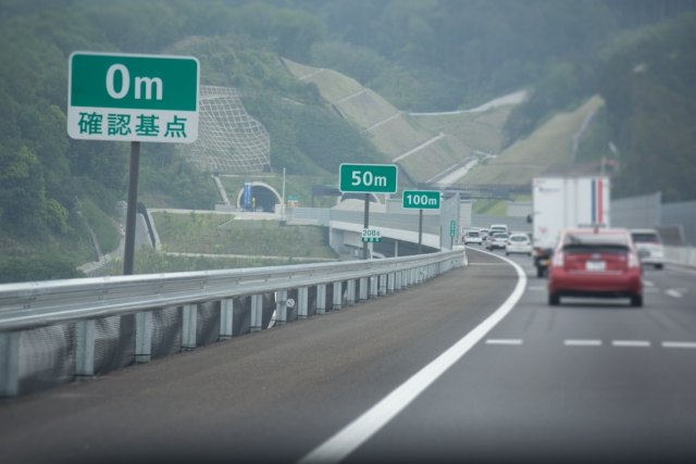 高速道路 出口 間違い