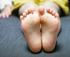 足の裏 汗 原因
