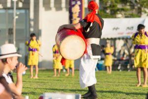 沖縄全島エイサー祭り 2017