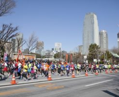 東京マラソン エントリー 開始日