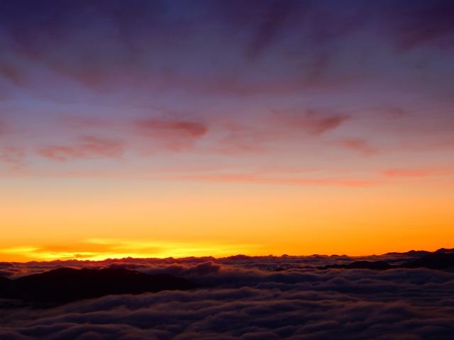 ソラテラス 雲海
