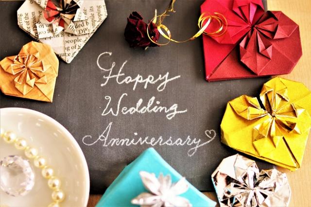 結婚記念日 お祝い 何する