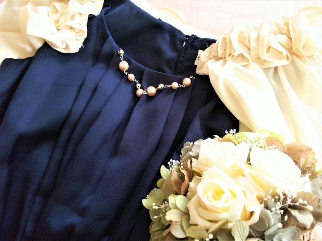 会費制 結婚式 服装