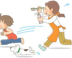 子供 歯磨き 嫌がる