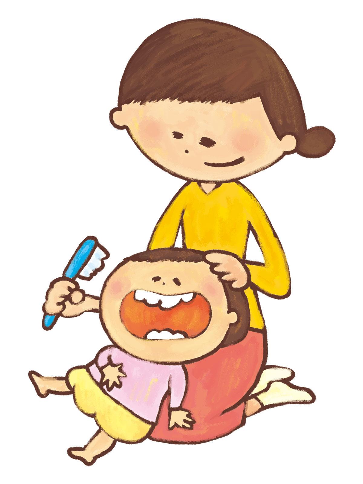 子供 歯磨き 嫌がる 対策