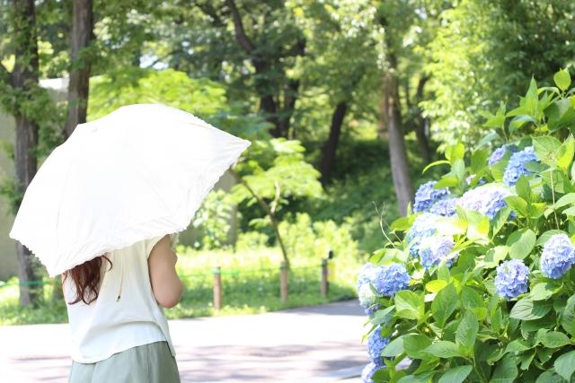 日傘以外 日焼け対策