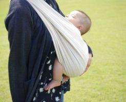 新生児 抱っこ紐 長時間