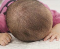 赤ちゃん 男の子 頭 臭い