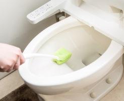 トイレ 掃除 頻度