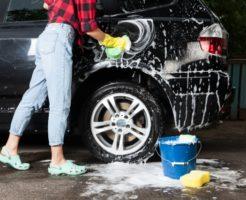 洗車 やりすぎ