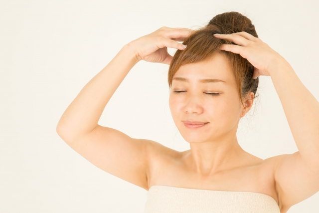 頭皮 日焼け 予防